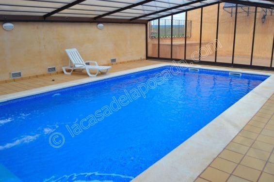 Casas con piscina interior casa da piscina interior aquecida e salgada t casamira ofrece el - Casas con piscina interior ...